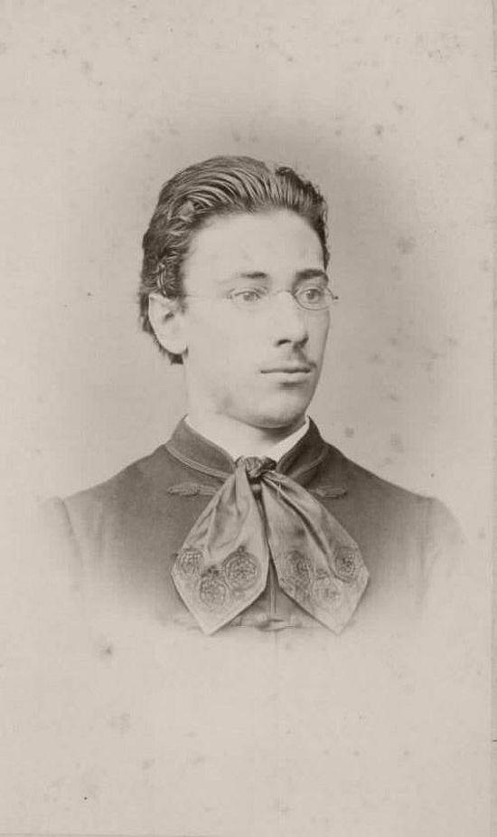Janko Kersnik, 1880s