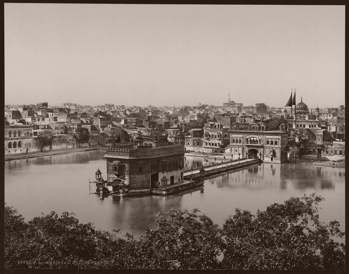 Amritsar. Golden Temple