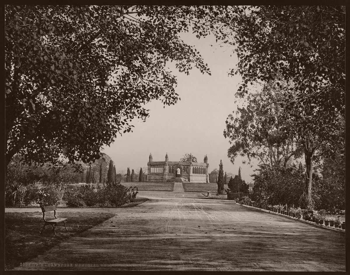 Cawnpore Memorial Well and Garden