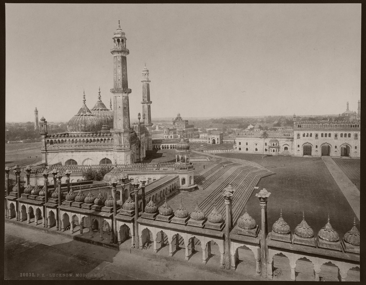 Lucknow. Modjibaman