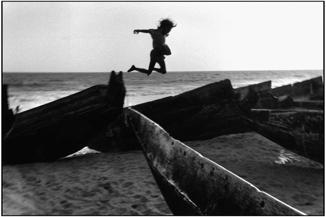 INDIA. State of Orissa. Town of Puri. 1980. © Martine Franck / Magnum Photos