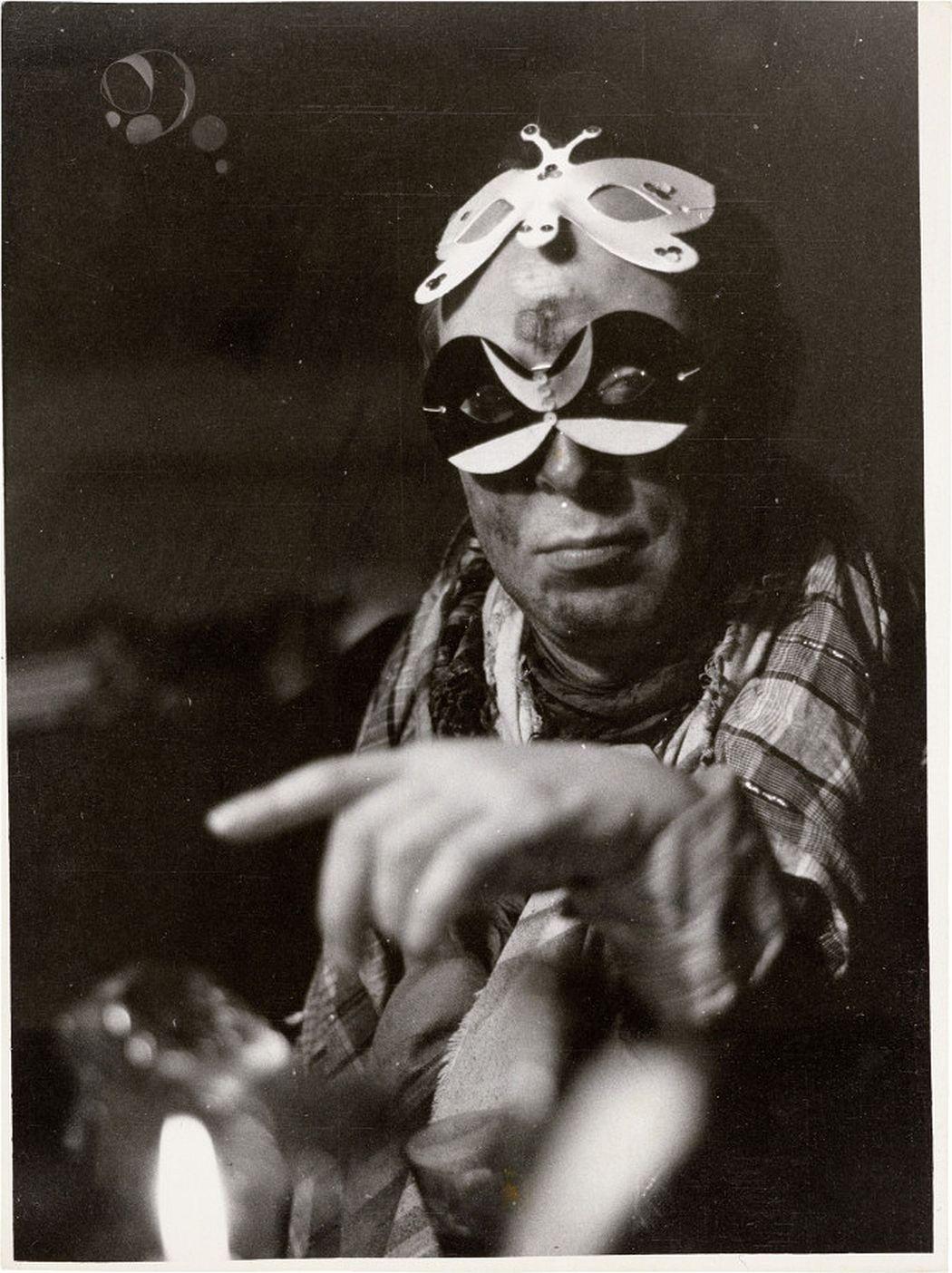 Sigmar Polke, Ohne Titel (Giornico), 1977 Fotografie Sammlung Lambrecht-Schadeberg/Rubenspreisträger der Stadt Siegen © 2018 The Estate of Sigmar Polke / VG Bild-Kunst, Bonn