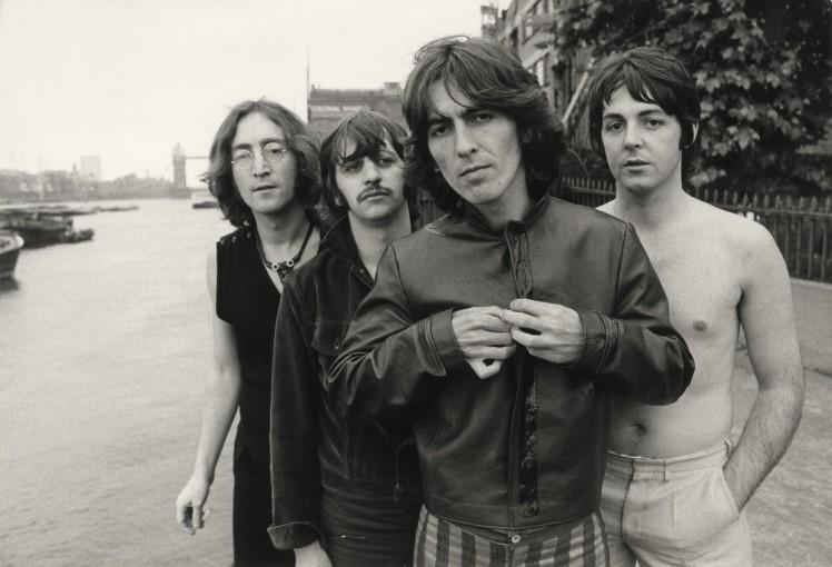 Beatles, Vintage gelatin silver print © Don McCullin