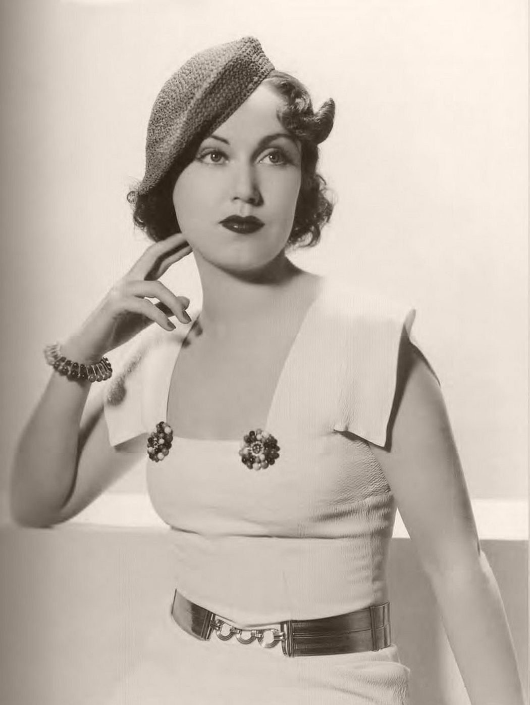 Portraits of Fay Wray