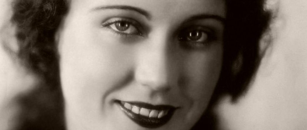 Vintage: Portraits of Fay Wray (1920s)