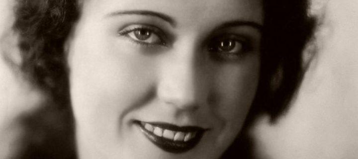 Vintage: Portraits of Fay Wray (1920s)