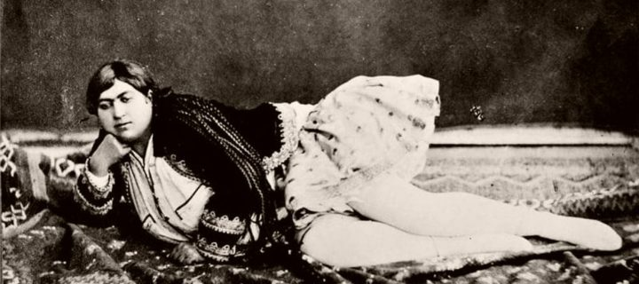 Vintage: Zahra Khanom Tadj es-Saltaneh – Persian princess