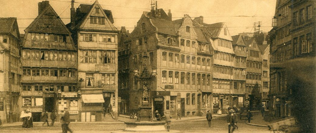 Vintage: Old Hamburg (1910s)
