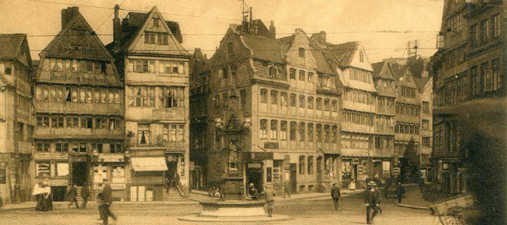 Vintage: Old Hamburg (1910s)