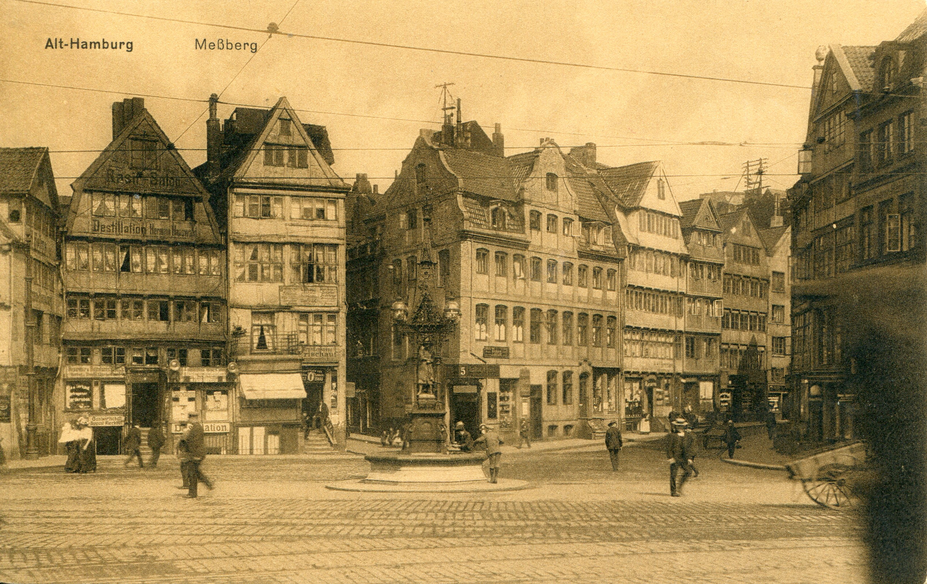 Meßberg, Hamburg