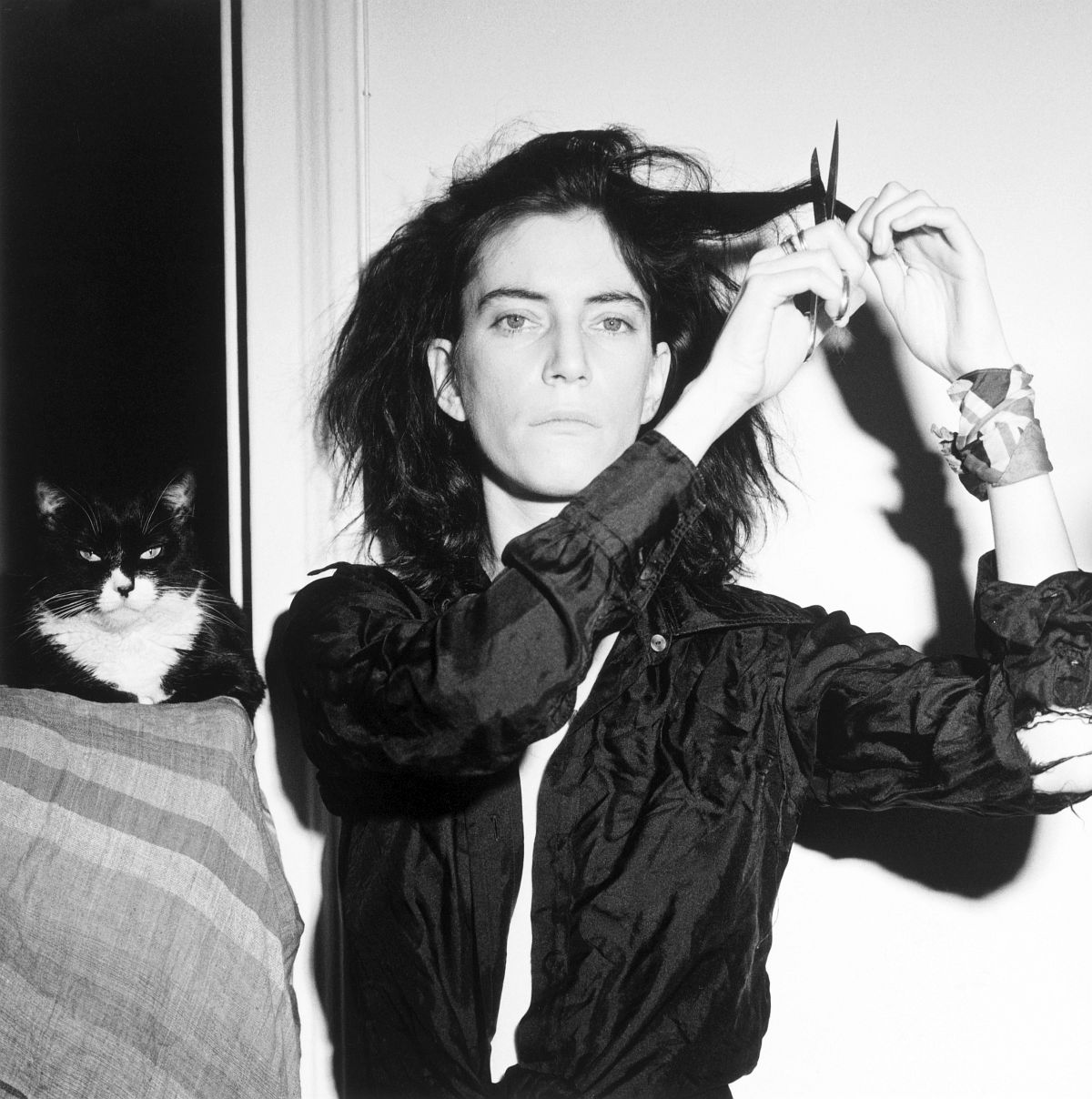 Patti Smith,1978 © Robert Mapplethorpe Foundation. Used by permission