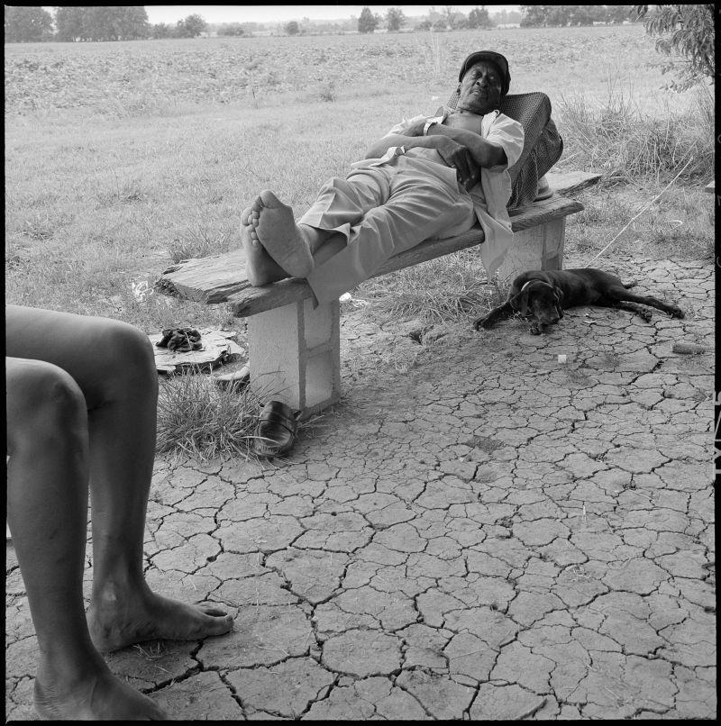 Birney Imes Bas Verdell, July, 1988, Lowndes, Mississippi