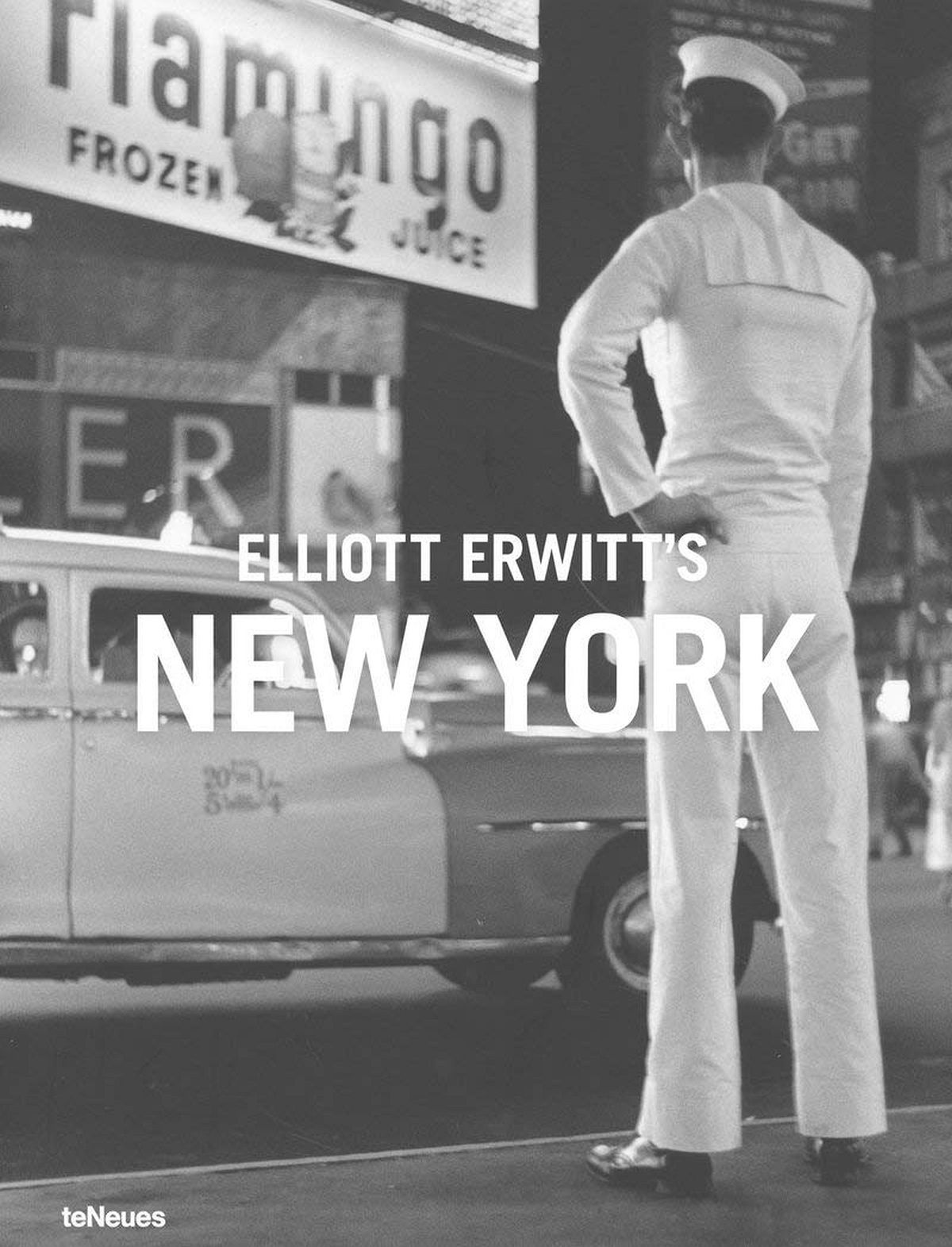 Elliott Erwitt's New York
