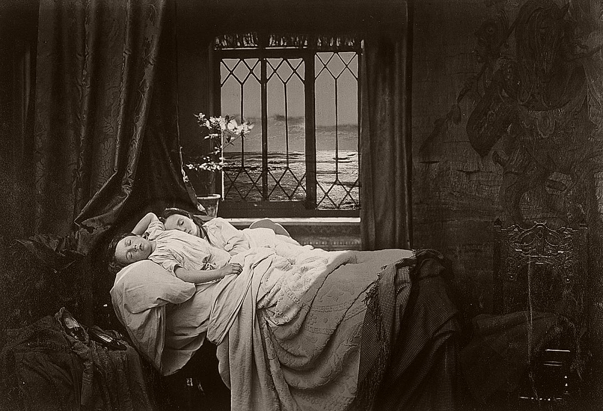 Sleep, 1867