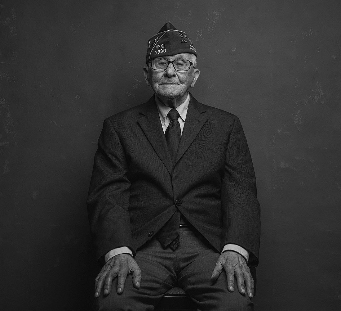 © Ian Pettigrew: Living Heroes / MonoVisions Photography Awards 2018 winner