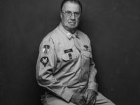 Ian Pettigrew: Living Heroes