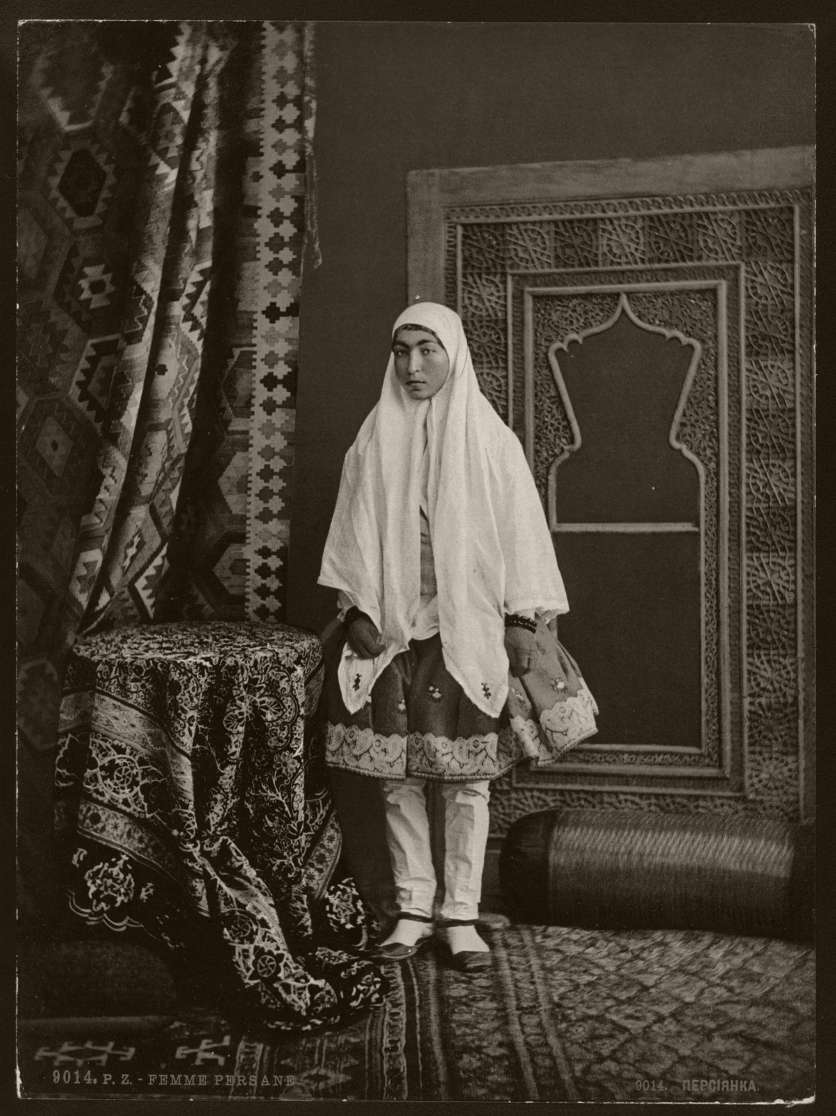 Femme Persane