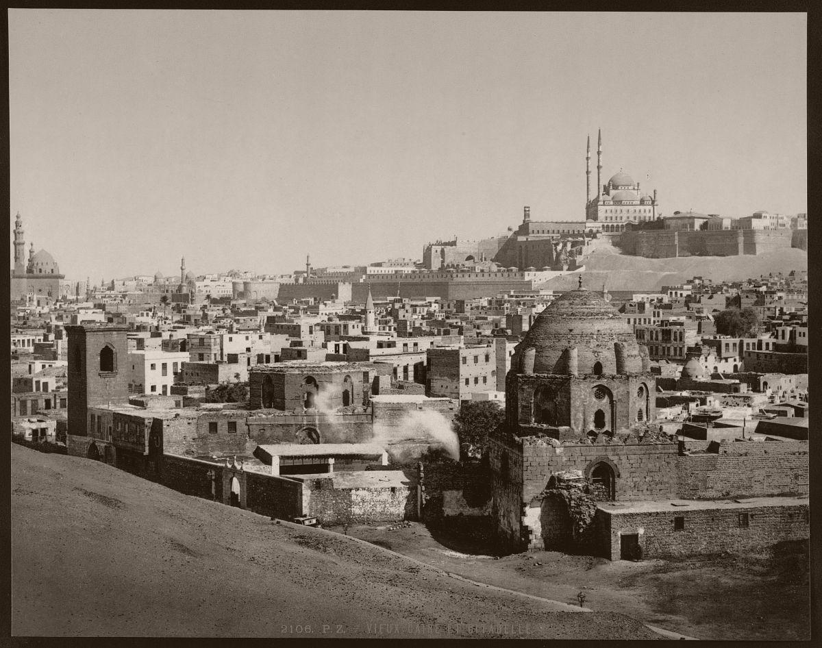 Vieux Caire et Citadelle