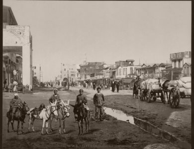 Vintage: Historic B&W photos of Middle East (19th Century)