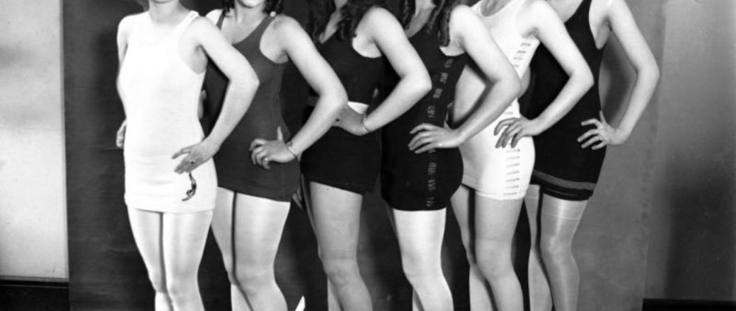 Vintage: American Beauty Queens (1920s)