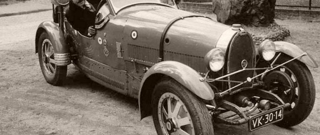 Vintage: Bugatti Cars (1920s and 1930s)