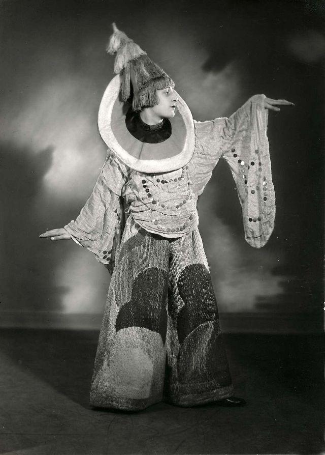 Carnival Costumes in Berlin (1928)