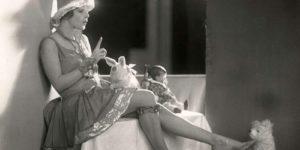 Vintage: Carnival Costumes in Berlin (1928)