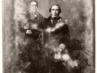 Vintage: Decayed Daguerreotype Portraits by Mathew Brady Studio (19th Century)