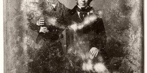 Vintage: Decayed Daguerreotype Portraits by Mathew Brady Studio (19th Century)