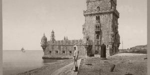 Vintage: Historic B&W photos of Lisboa, Portugal (1890s)