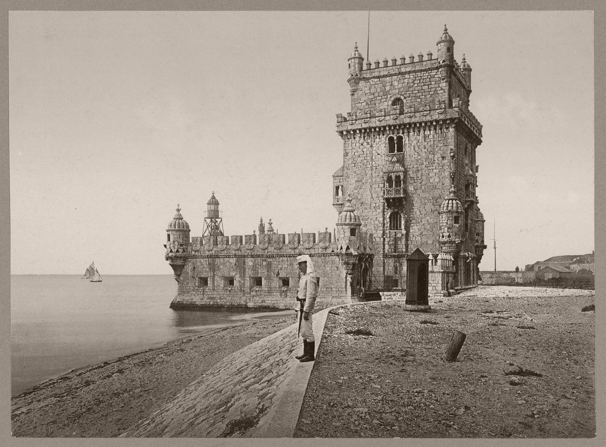Lisboa. Belem. La Torre de São Vincente