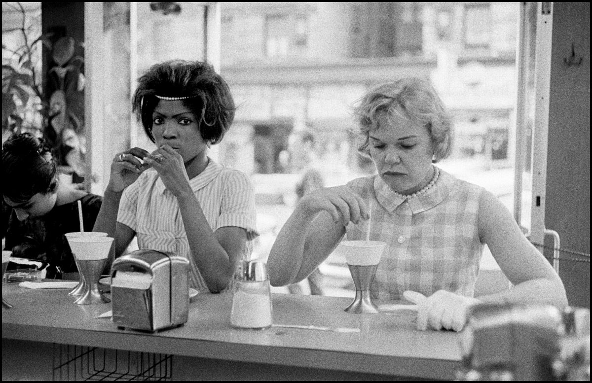 Bruce Davidson Black Americans. New York City. USA. 1962. © Bruce Davidson | Magnum Photos