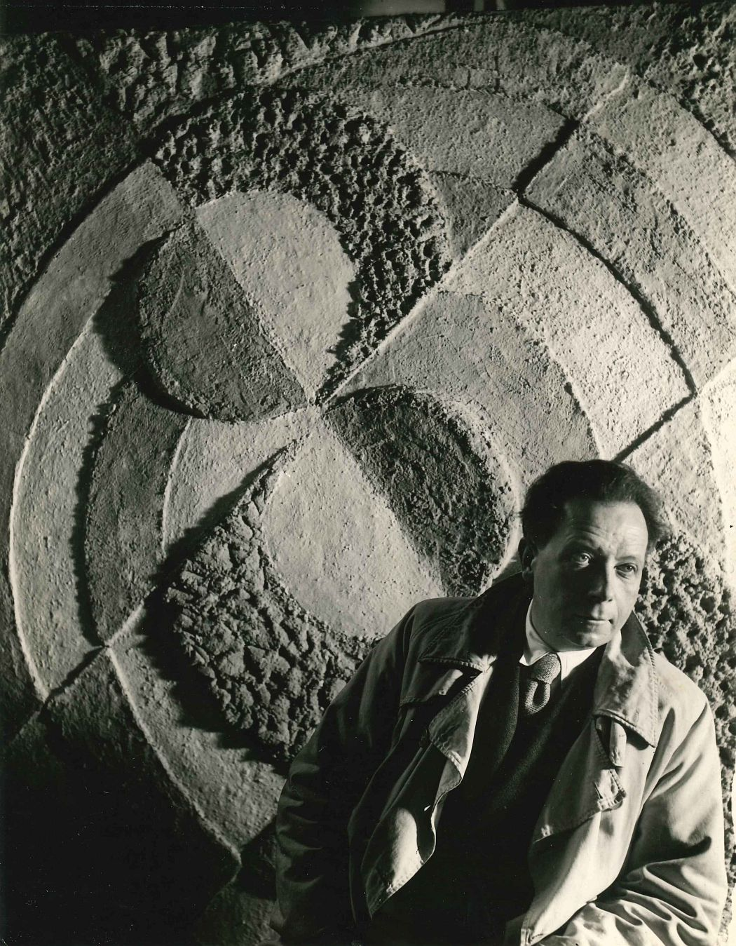 Portrait Composition (Robert Delaunay), 1935 © Martini & Ronchetti courtesy Archives Florence Henri