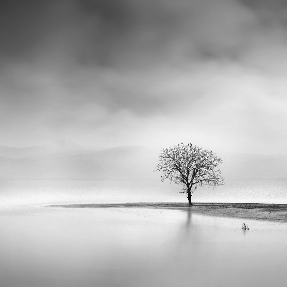 © George Digalakis: Silent Waters / MonoVisions Photography Awards 2018 Honourable Mention