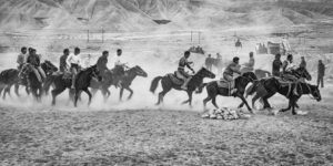 John Eaton: A Game of Buzkashi