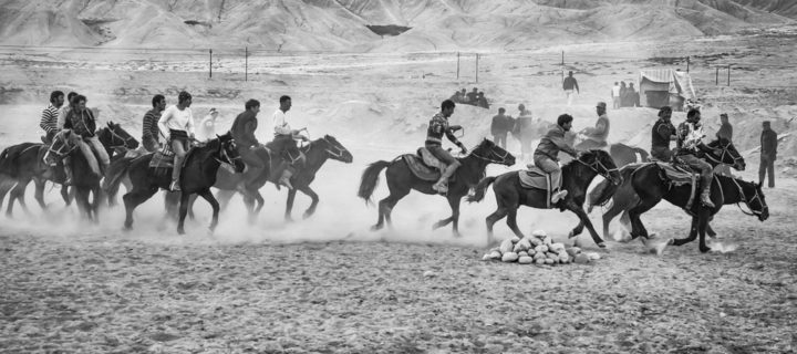 John Eaton: A Game of Buzkashi