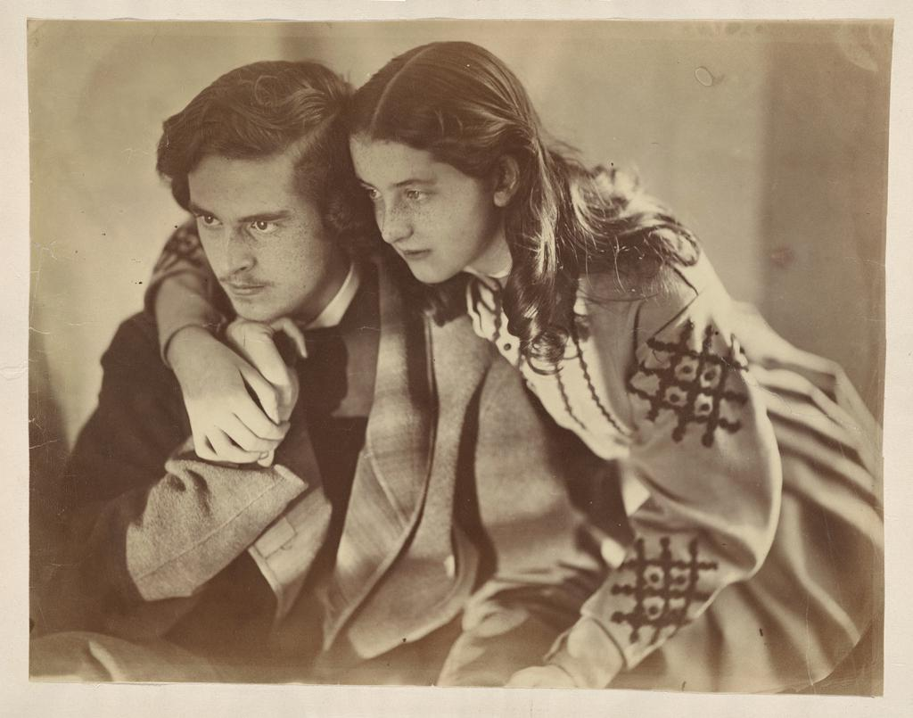 Mary Constable and Her Brother, 1866, Oscar Rejlander, albumen silver print. The Metropolitan Museum of Art, New York. Gilman Collection, Purchase, Harriette and Noel Levine Gift, 2005 (2005.100.24). Image: www.metmuseum.org