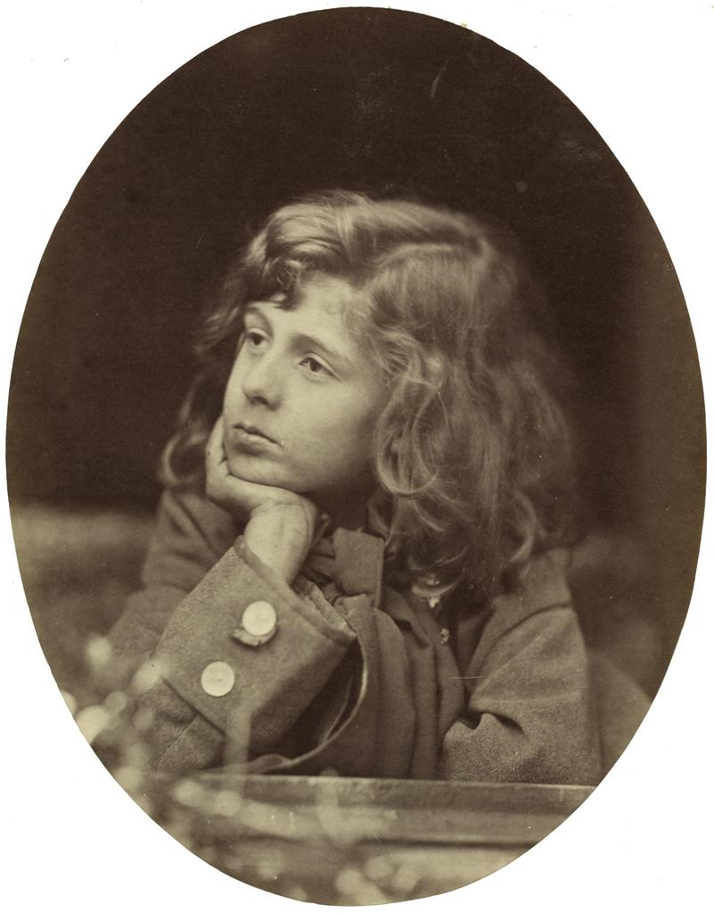 Lionel Tennyson, about 1863, Oscar Rejlander, albumen print from a wet collodion negative. National Gallery of Art, Washington, D.C. Paul Mellon Fund (2007.29.39)