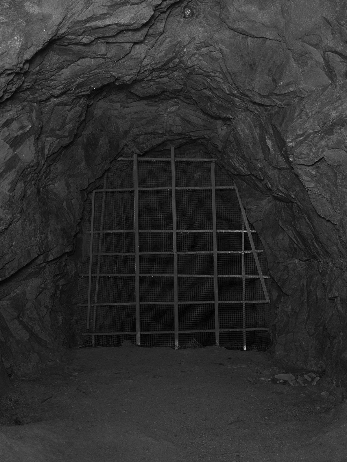 Taca Sui 塔可 Water Curtain Cave 水帘洞 2018 Platinum and palladium print 铂钯印相 100 x 75 cm (39 1/2 x 29 1/2 in)