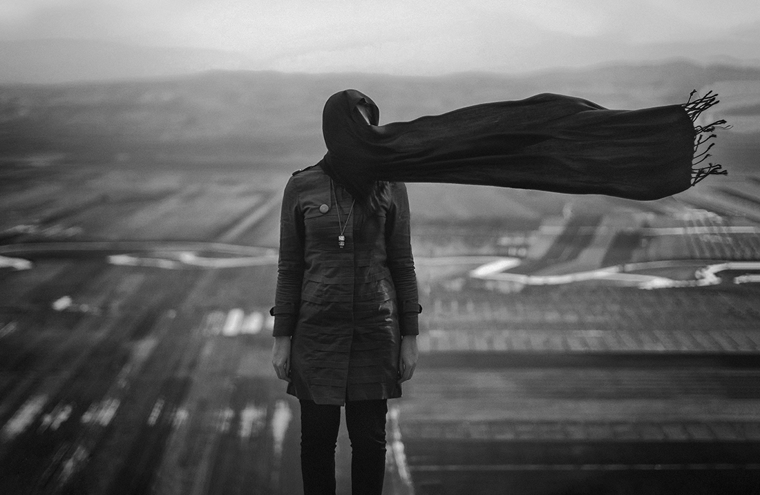© Vahid Babaei: The wind will carry us / MonoVisions Photography Awards 2018 Honourable Mention