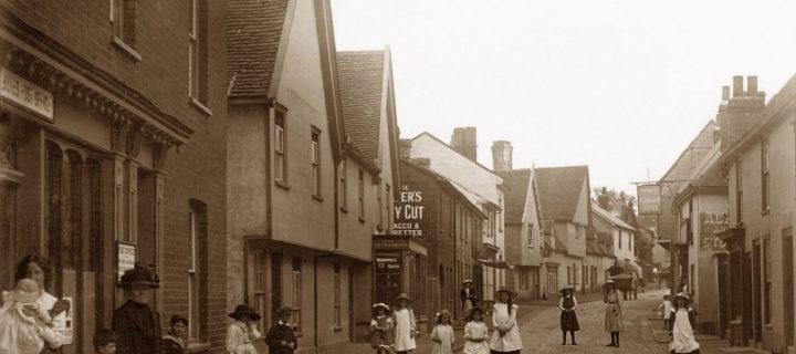 Vintage: Daily Life of Suffolk, England (Edwardian Era)