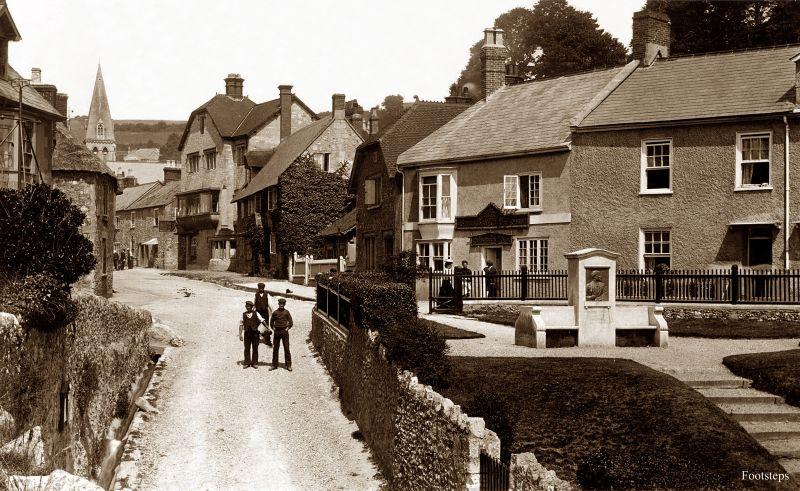 Beer, Devon, circa 1910s