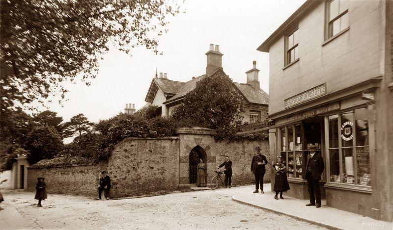 Bishopsteignton, Devon, circa 1910s