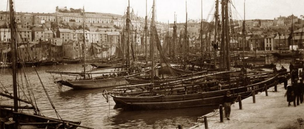 Vintage: Devon, England (1900s)