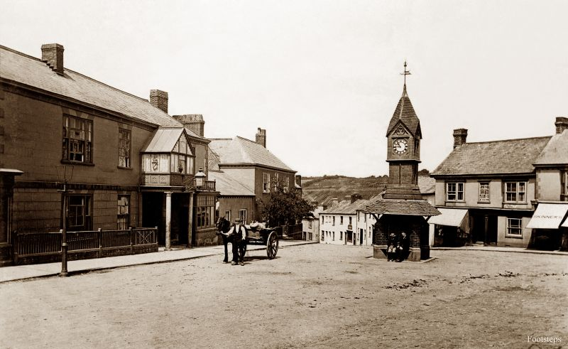 North Tawton, Devon, circa 1910s