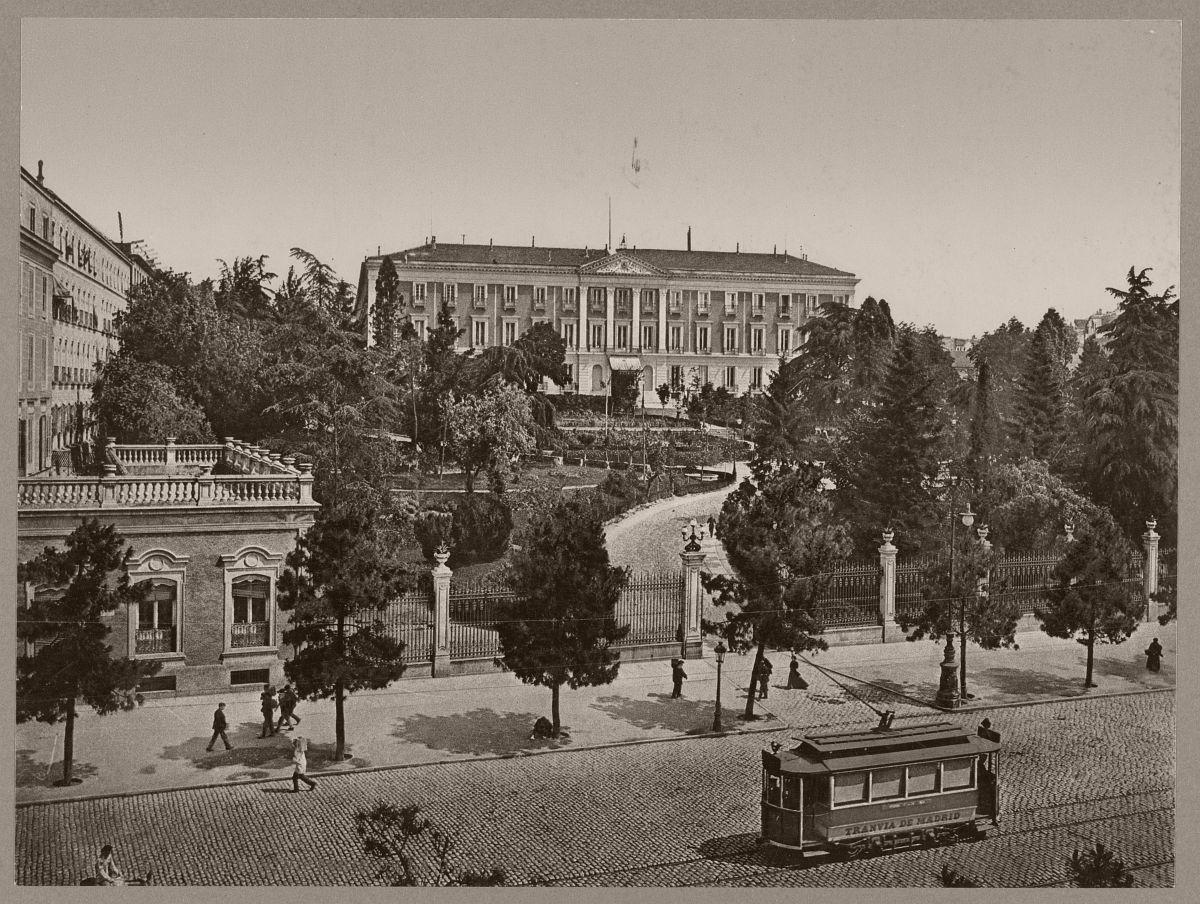 Madrid. Ministerio de la Guerrra