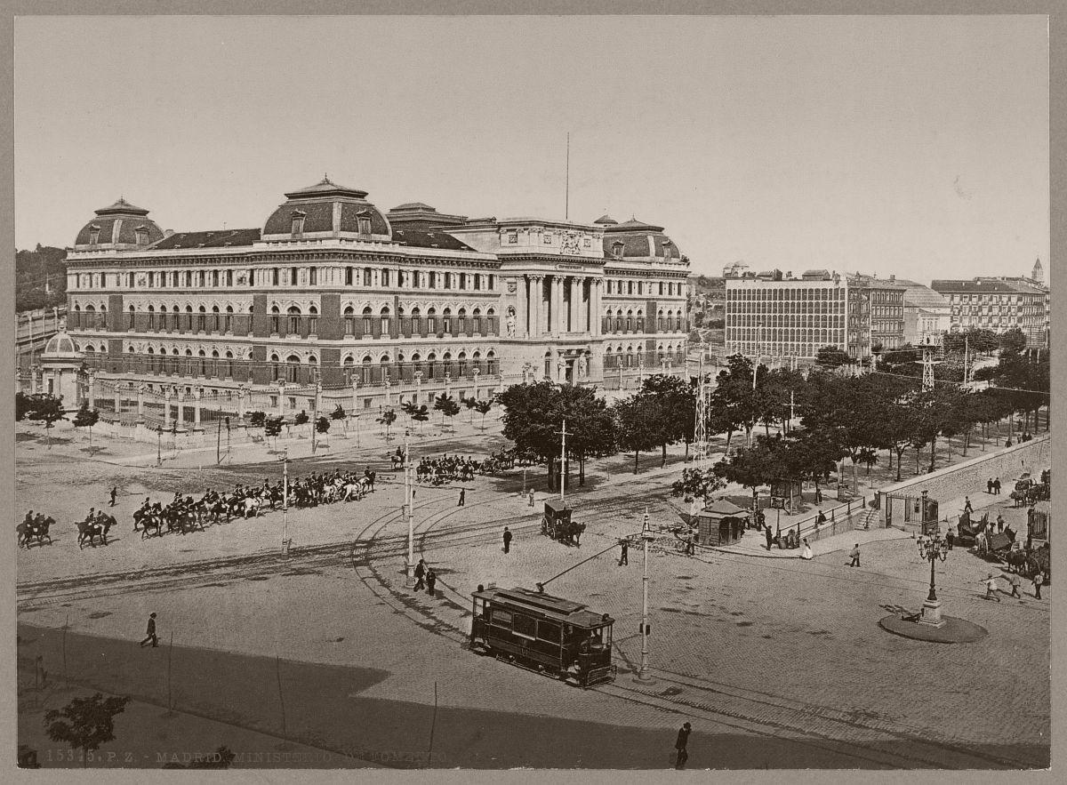 Madrid. Ministerio de la de Fomento