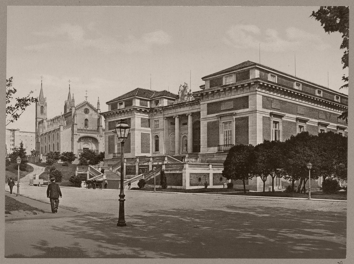 Madrid. Museo Nacional de Pintura y Escultura