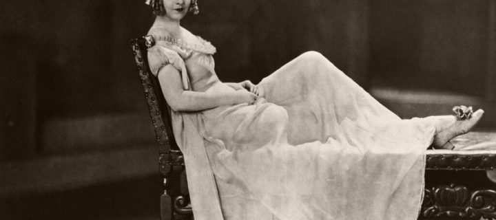 Vintage: Portraits of Dorothy Gish – Silent Movie Star