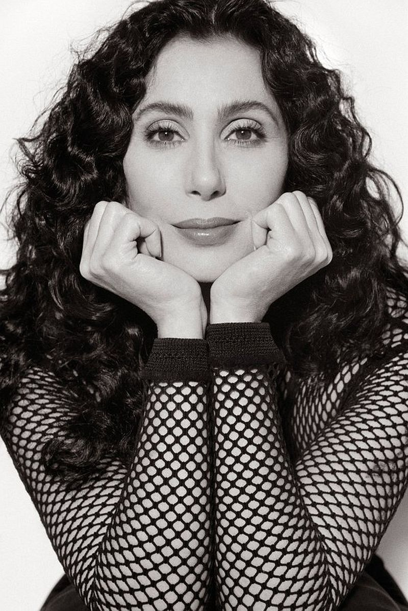 Cher, 1990 © Herb Ritts Foundation